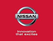 Nissan - Mailing para clientes.