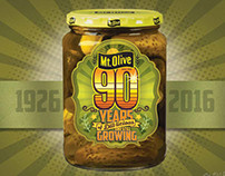 Mount Olive Pickle 90th Anniversary
