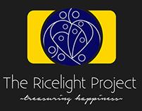 The Ricelight Project   Logo Design   Branding