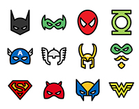 Superheroes & Villains for Freepik.
