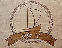 Logotipo Aju IV