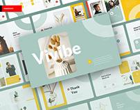 Vivaibe - Creative Powerpoint Template