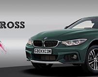 BMW 4 Series Cross