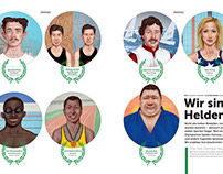 Olympic Heroes
