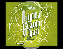 Driftwood Brewery's new Original Gravity Hazy IPA