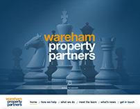 Wareham Property Partners Web Design