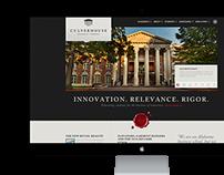 Culverhouse College of Commerce Rebrand
