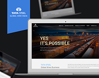 Tata Steel Global Wires Redesign
