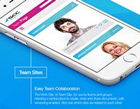 SCC Collaboration Portal