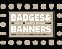 Badges & Banners Kit