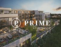 Prime Apartments | Brand Identity
