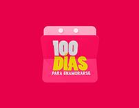 100 DÍAS PARA ENAMORARSE / MEGA