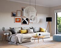 Björna Project   Scandinavian interior