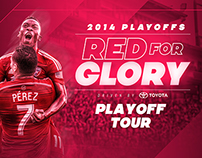 2014 MLS Cup Playoffs Campaign