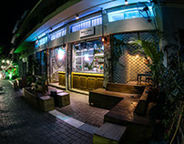 ''Monkey & Donkey'' Street Booze Bar