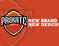 Provite Logo - GonerSTUDIO
