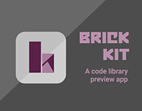 BrickKit: Code Library Preview App