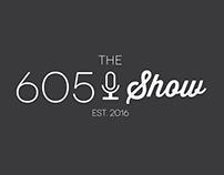 The 605 Show Logo