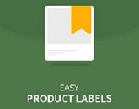 Easy Product Labels Magento 2 Extension