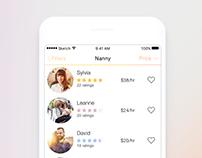 Nanny™ – App