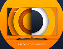 OLAY TV | OPENER DESIGN PACKAGE