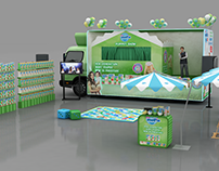 Molfix - Puppet Show Road Show - Float Activity