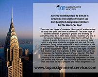 Top Assignment Service USA