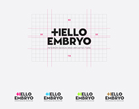 Branding of Hello Embryo