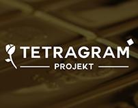 Tetragram projekt  brand identity style guides