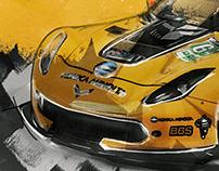 Corvette Racing 2015 victory