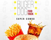 Buger Dog - Food Truck