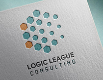 Logo Design: Logic League Consulting