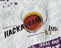 Hackadram Identity Design