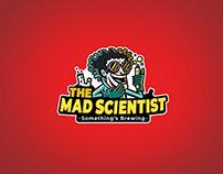 The Mad Scientist Bar - Branding & Identity.