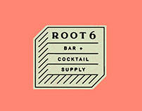 Root 6 Bar & Cocktail Supply
