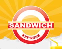Sandwich Express - Brochures