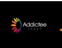 Logo Design - Addictee Japan