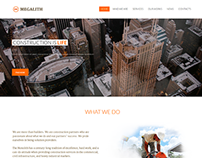 Megalith – Construction WordPress Theme
