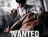 WANTED – movie poster