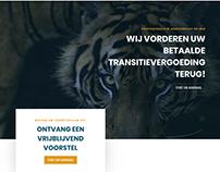 Website: Transitietijger.nl