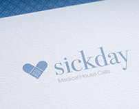 Sickday Medical House Calls Brand Case Study