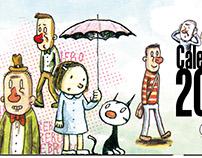 Calendario Liniers