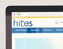 Mantención Web - RRSS / Hites