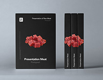 Presentation Of Raw Meat Photograph