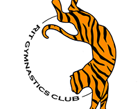 RIT Gymnastics Club Logo