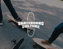 SkateboardCulture | Website Design
