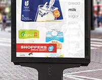 Shopper's Drug Mart Ad Campaign