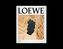 LOEWE x Ibiza