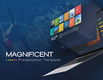Magnificent Presentation Template
