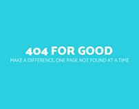 404 For Good Promotional Video